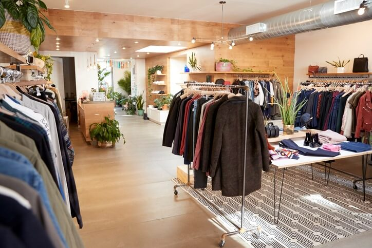Retail path of interest