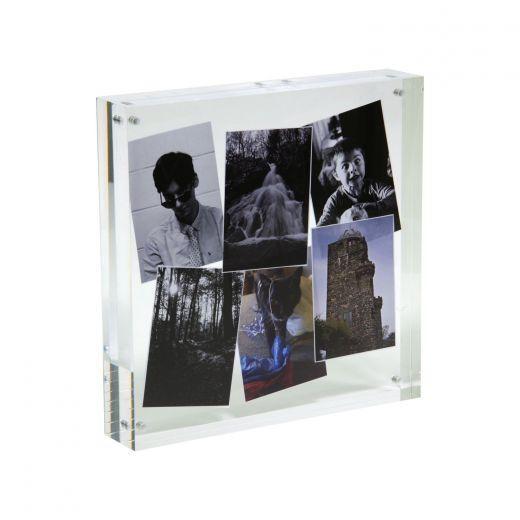 acrylic picture block