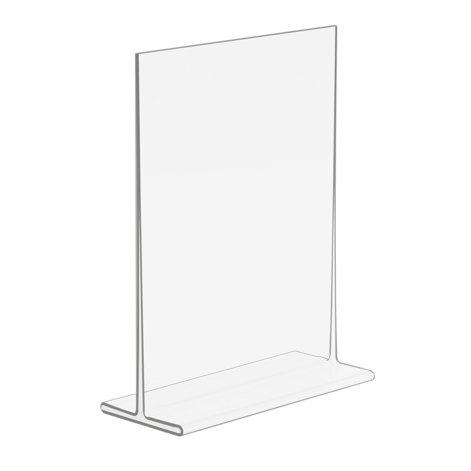 5x7 Top Loading Double Sided Acrylic Sign Holder Buy