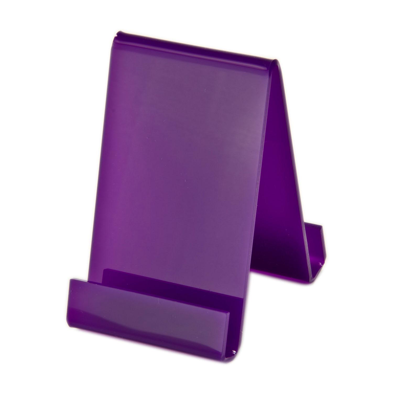 Acrylic U Cell Phone Holder Buy Acrylic Displays Shop
