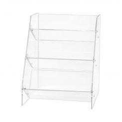 'Acrylic 3-Shelf Snack Display' from the web at 'http://www.shoppopdisplays.com/mm5/graphics/00000001/10519_5_245x245.png'