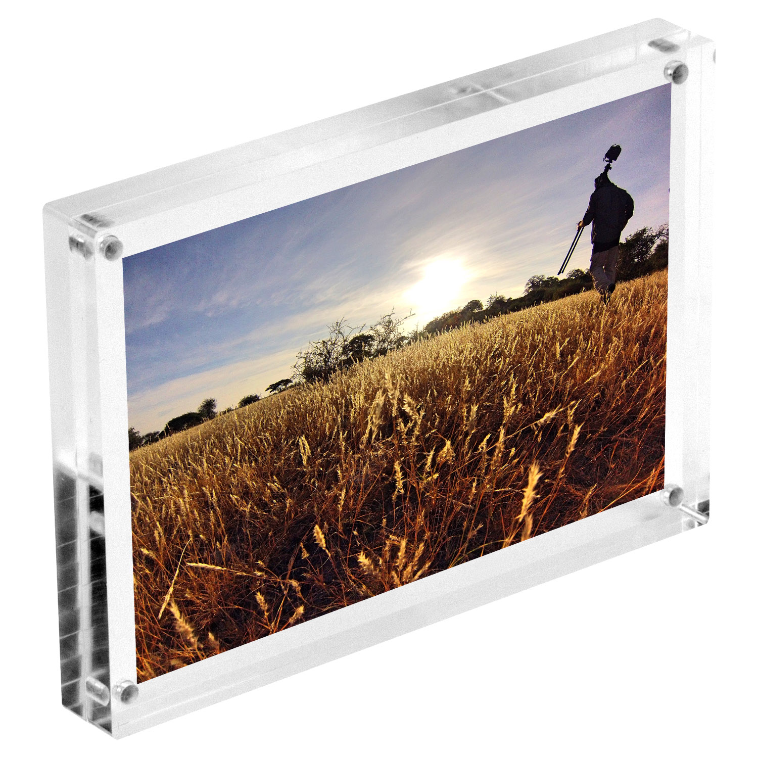 4 X 6 Magnetic Acrylic Picture Frame Buy Acrylic