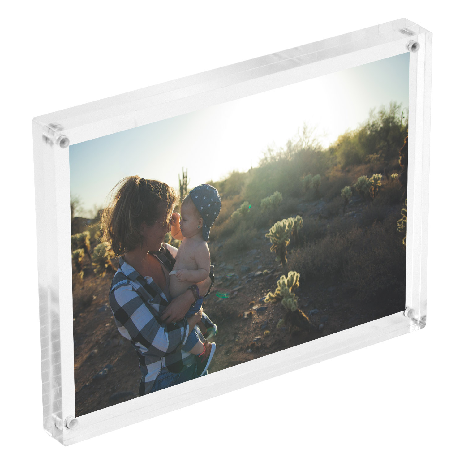 Magnetic Acrylic Picture Frame Buy Displays Shop Pop Online