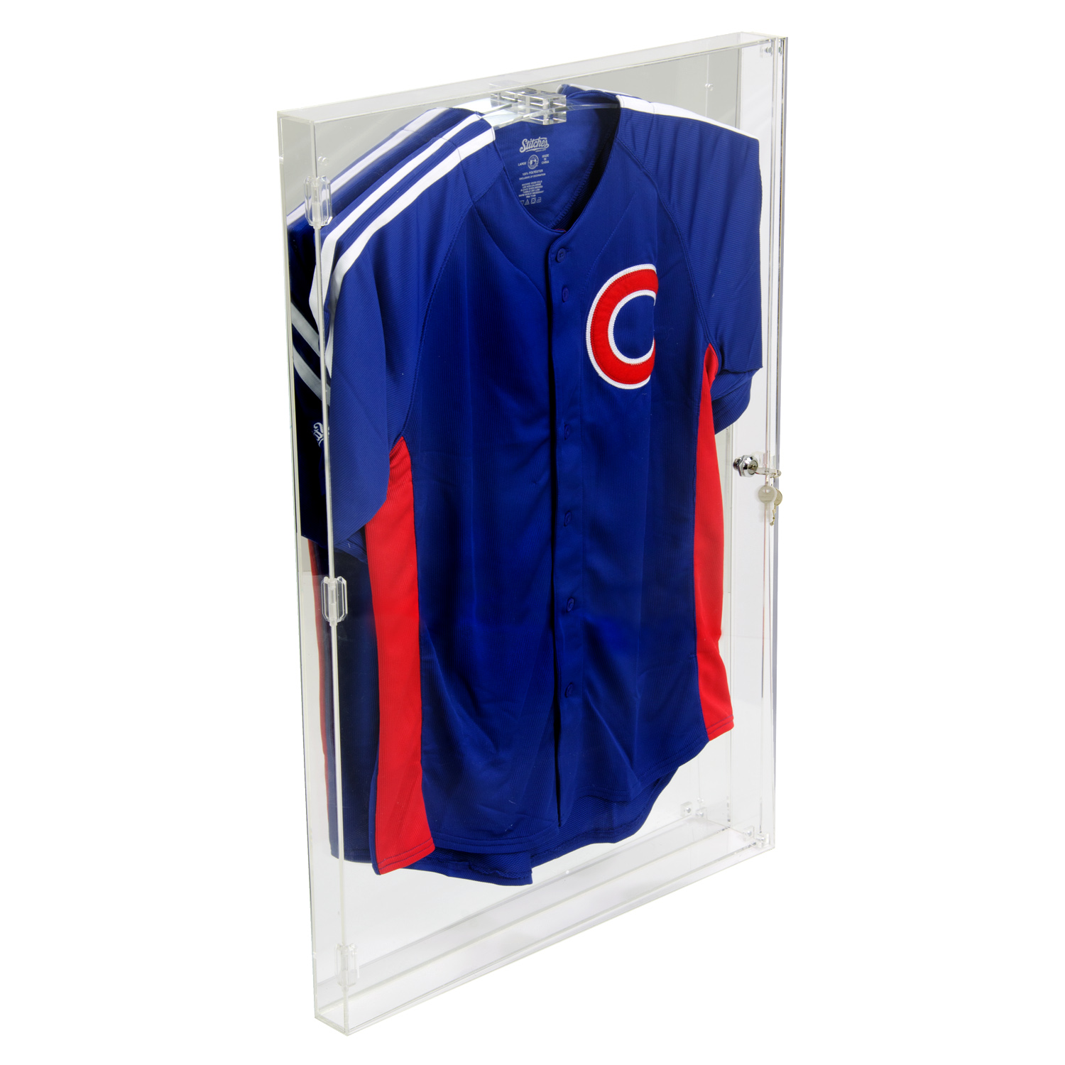 Acrylic Jersey Display Case With Mirrored Back Buy