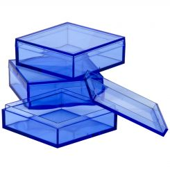 Acrylic Boxes With Covered Amp Pull Off Lids Available Online