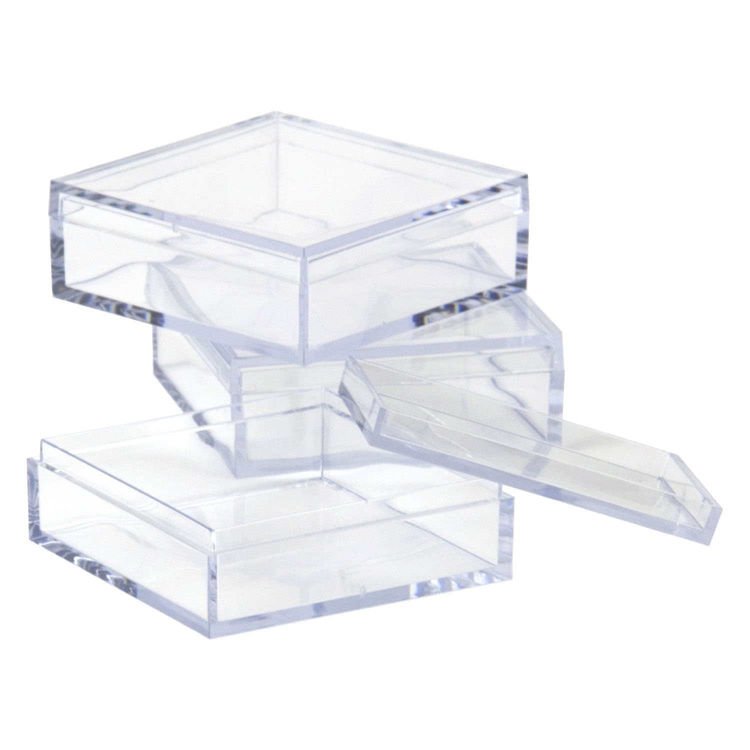 Clear Plastic Storage Box Mini Organizer Buy Acrylic