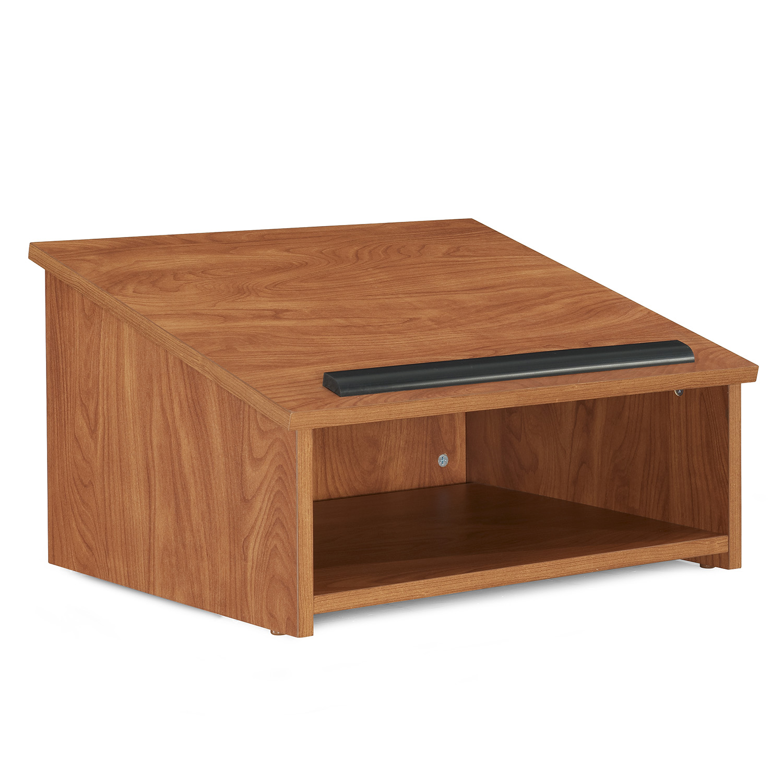 Cherry Wood Tabletop Lectern Buy Acrylic Displays Shop