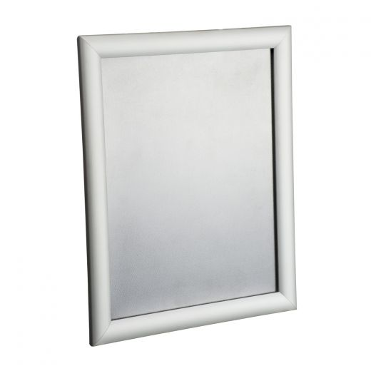 8.5 x 11 Snap Frame - Silver - Buy Acrylic Displays | Shop Acrylic ...