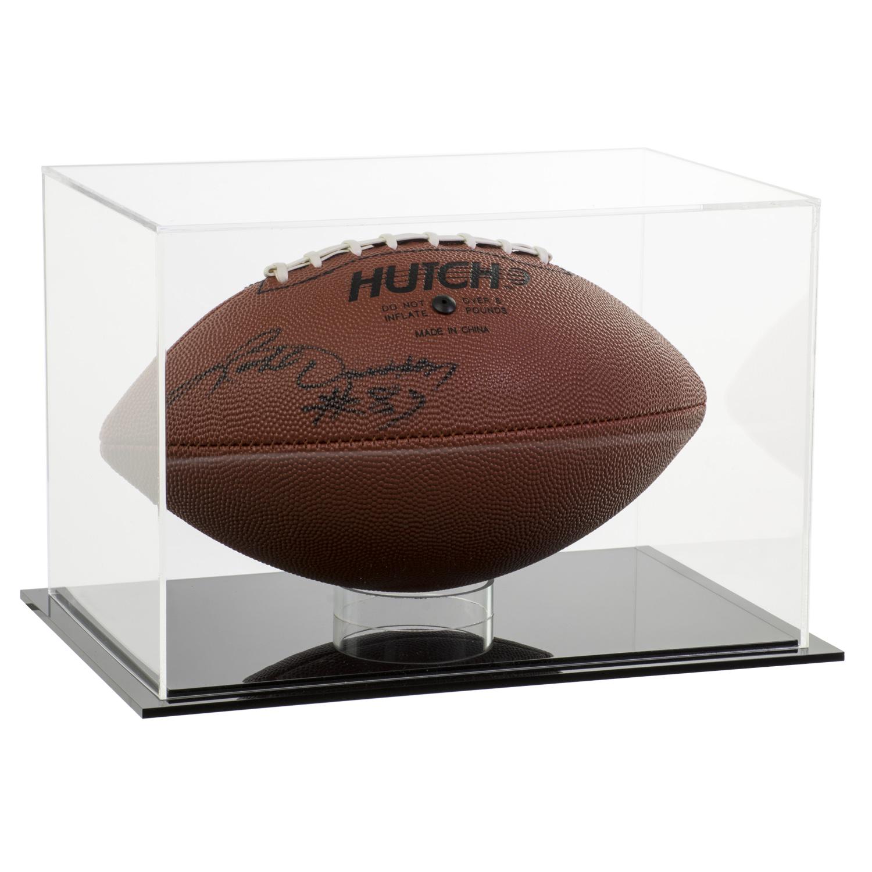 Acrylic Football Display Case Buy Acrylic Displays