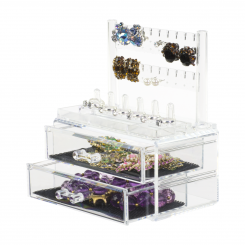 Acrylic Jewelry Organizers shoppopdisplayscom