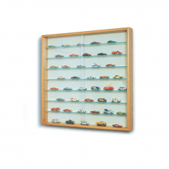 'Autumn Oak 7 Shelf Adjustable Display Case with Sliding Doors' from the web at 'http://www.shoppopdisplays.com/mm5/graphics/00000001/12431_2_245x245.png'