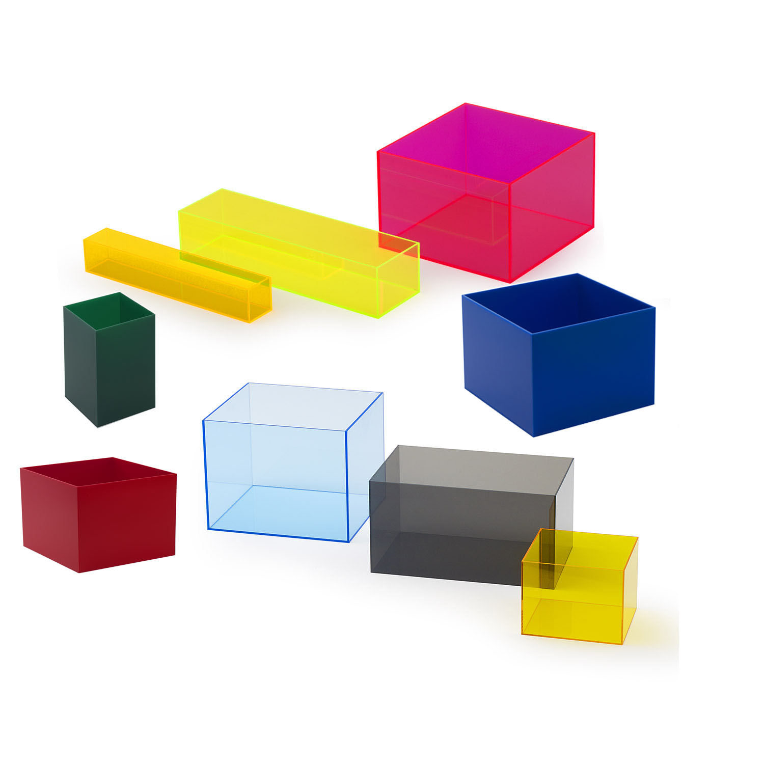 acrylic box display boxes shop plastic plexiglass boxes online. Black Bedroom Furniture Sets. Home Design Ideas