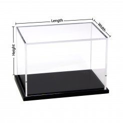 'Custom Size Acrylic Display Box with Black Base' from the web at 'http://www.shoppopdisplays.com/mm5/graphics/00000001/CustomBoxBlackBase_1_245x245.png'