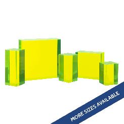 Acrylic Block & Cube Risers | shopPOPdisplays