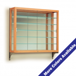 'Wall Mount 5 Shelf Display Case with Mirrored Back' from the web at 'http://www.shoppopdisplays.com/mm5/graphics/00000001/P_12413-WM_1_245x245.png'