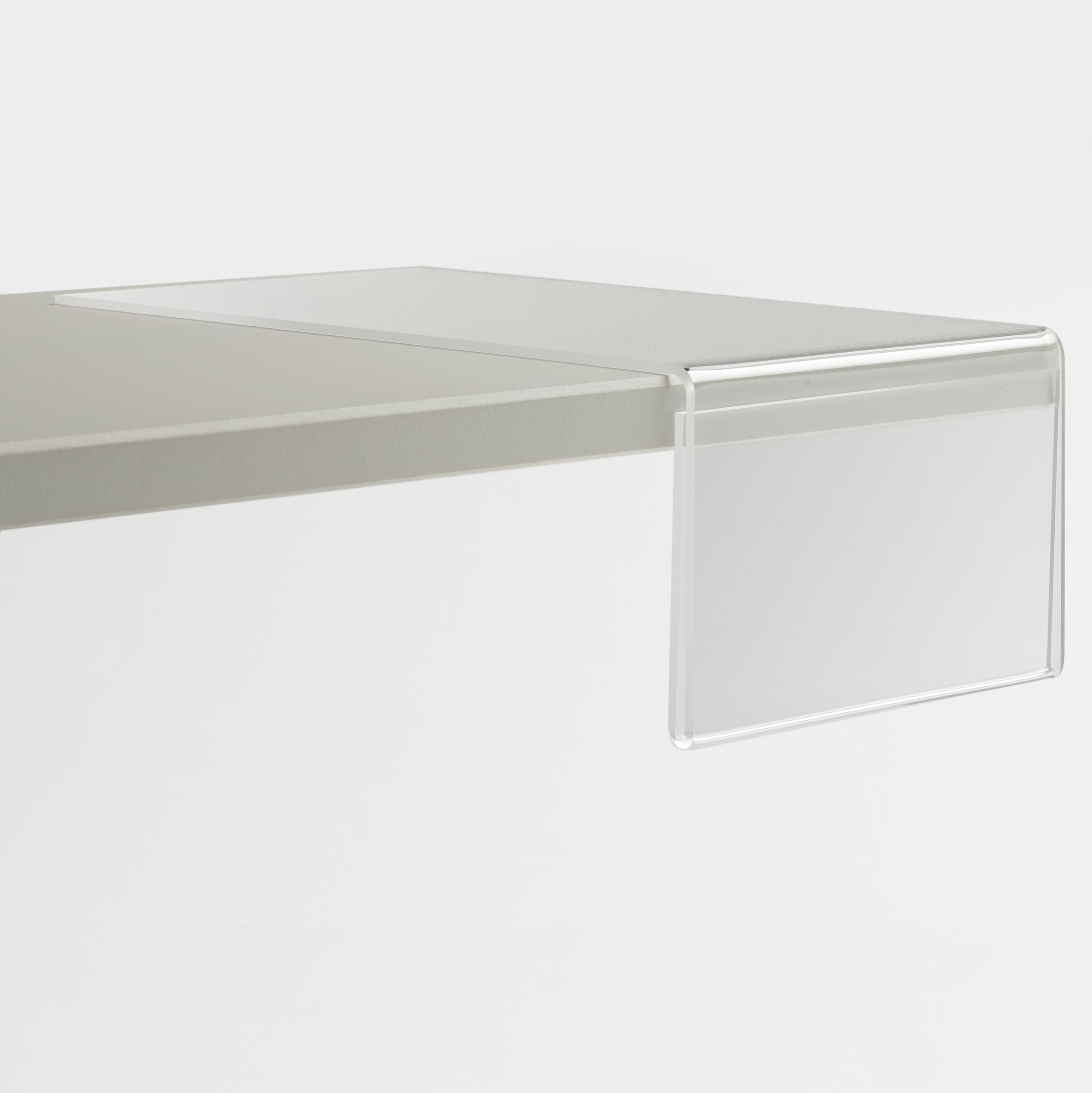 3x5 Shelf Talker Acrylic Sign Holder Buy Acrylic