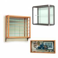 Buy Display Cases Counter Top Wall Mount Floor Standing