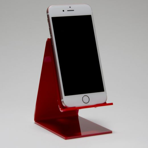 Cell Phone Stand Red