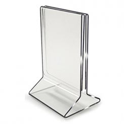 Table Tent Sign Holders Countertop Menu Holders Online - Restaurant table tents and menu sign displays