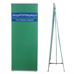 """'31.5""""W Display Banner with L Frame Double Sided Custom Print Custom Print' from the web at 'http://www.shoppopdisplays.com/mm5/graphics/00000001/double-sided-l-banner_245x245.png'"""