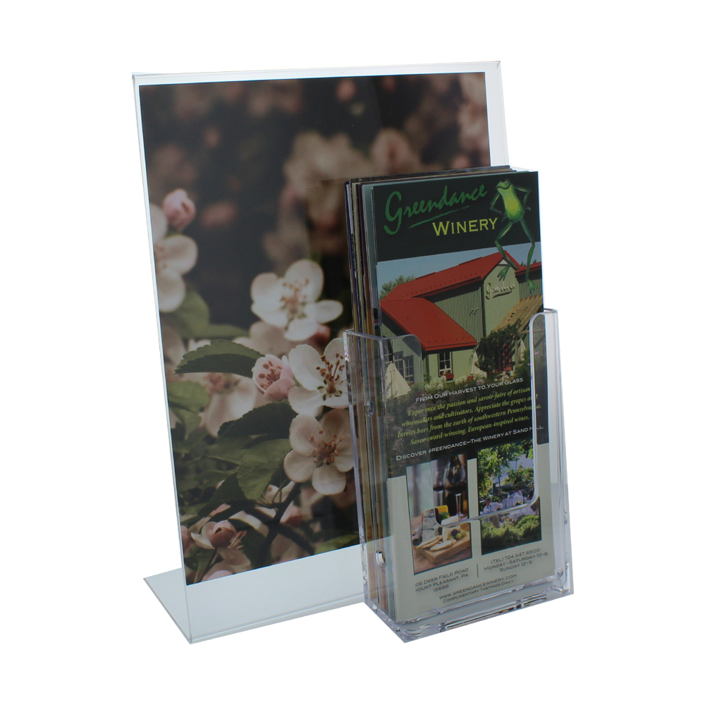 Acrylic Magnetic Picture Frames 8x10